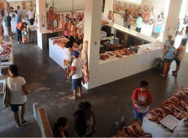 Cerca de 100kg de carne são apreendidos durante fiscalização