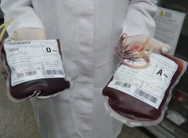 Serviço de captação do Hemose enfatiza importância de sangues Rh negativo