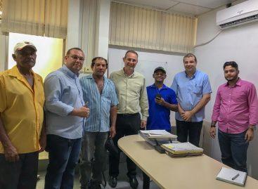 Zezinho Sobral encaminha demandas de moradores de Santo Amaro à Sead