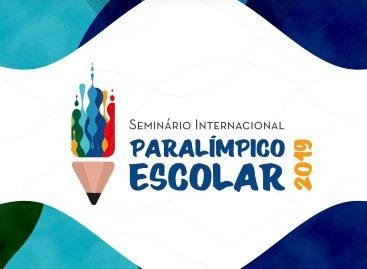 De 18 a 20, Aracaju será a capital mundial do esporte paralímpico escolar