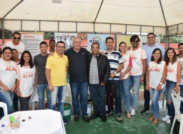 Mais de 1.500 cidadãos participam da 5ª edição do projeto Prefeitura de Socorro em Ação