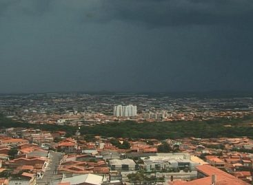 Defesa Civil de Aracaju emite alerta sobre chuvas esperadas para as próximas 72h