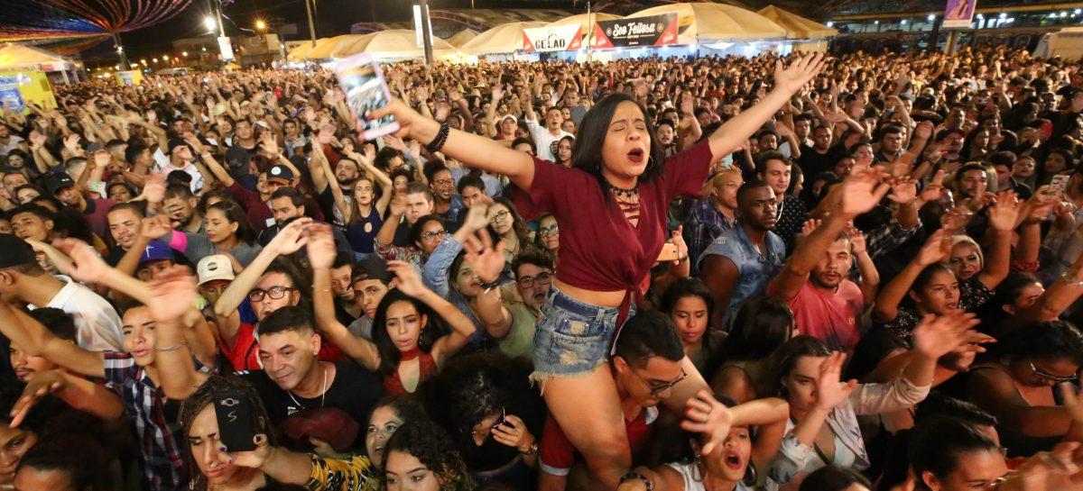 Forró Caju 2019 é marcado por intenso movimento de turistas em Aracaju