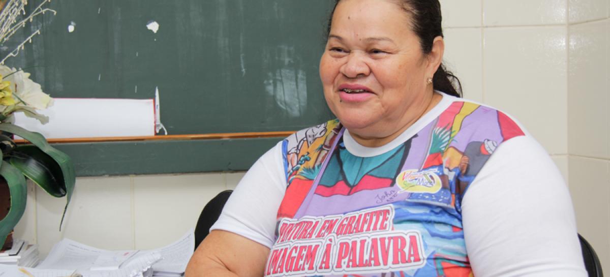 Servidora conta como os serviços do Ipesaúde fazem parte da sua vida ao longo dos anos