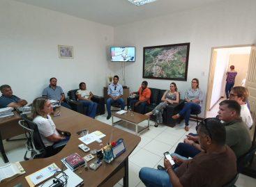 Presidente da Fames visita Riachuelo, município mais antigido pelas fortes chuvas