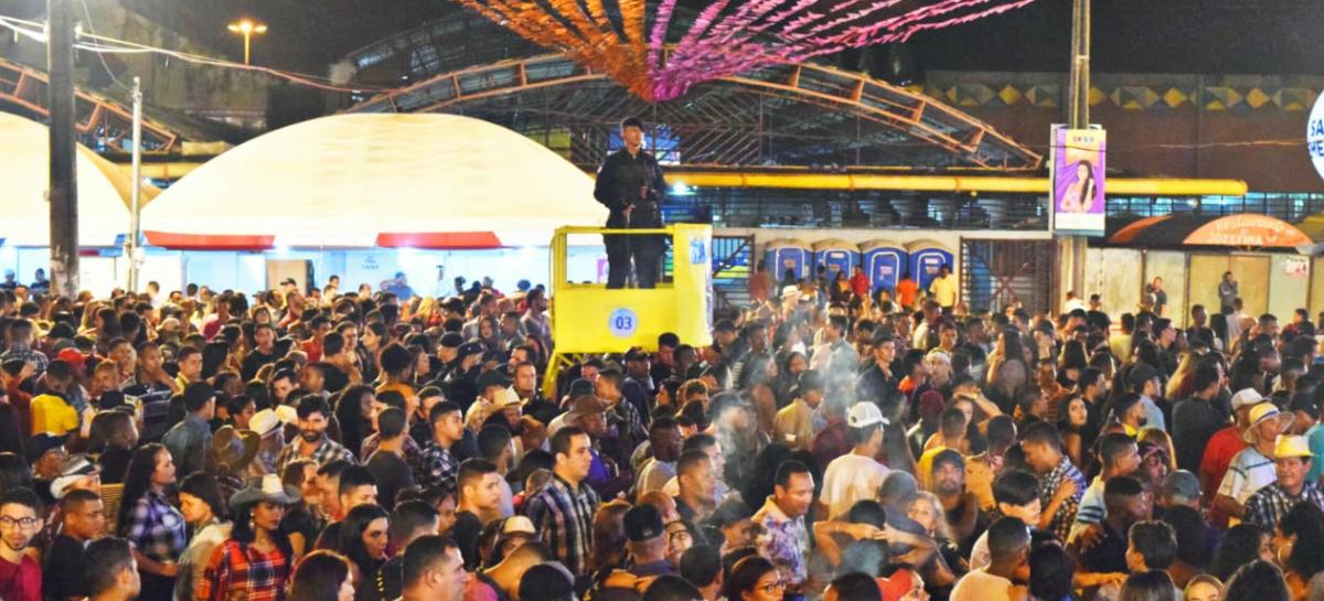 Ações integradas garantiram tranquilidade nas quatro noites de Forró Caju