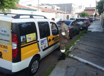 SMTT Aracaju alerta população para os cuidados na contratação do transporte escolar