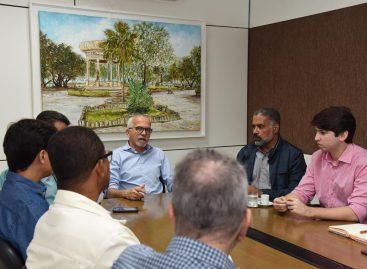 Edvaldo determina ampliação do trabalho da Prefeitura nas áreas mais afetadas pelas chuvas