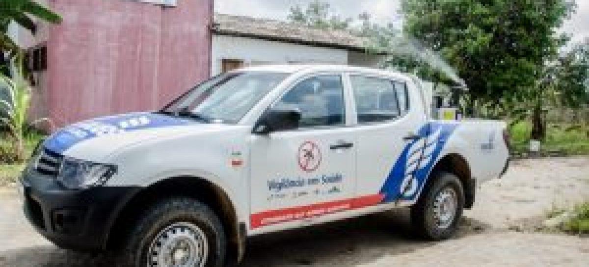 SES esclarece que inseticida usado no carro-fumacê está em falta no Ministério da Saúde