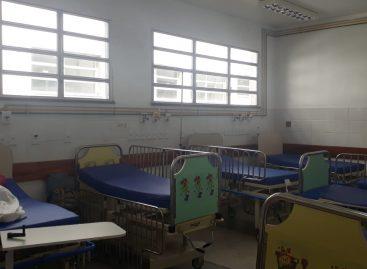 Hospital Regional de Nossa Senhora da Glória abre nova ala pediátrica