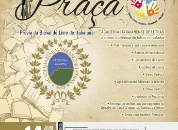 V Bienal do Livro de Itabaiana será lançada neste domingo, 14