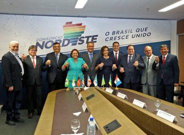 "Belivaldo diz que o ""Nordeste vai voltar a crescer unido"""