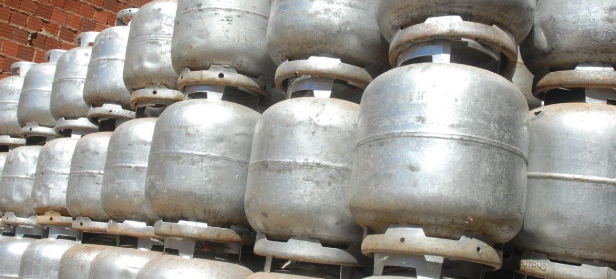 Prefeitura divulga nova pesquisa de preços do gás de cozinha
