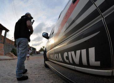 Policiais civis de Sergipe despertaram contra indiferença do governador Belivaldo Chagas