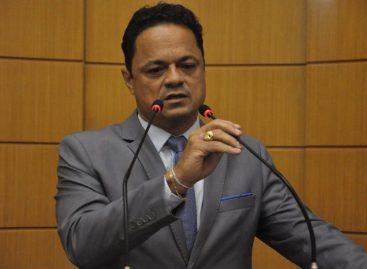 Capitão Samuel Barreto alerta o governo que desconto de IR da retae é indevido