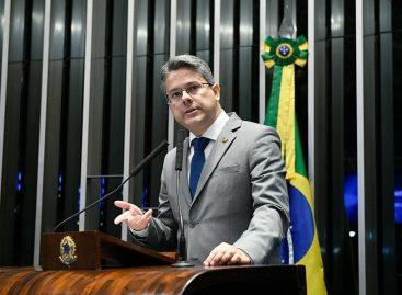 Alessandro Vieira sugere a Belivaldo um projeto de recuperação fiscal
