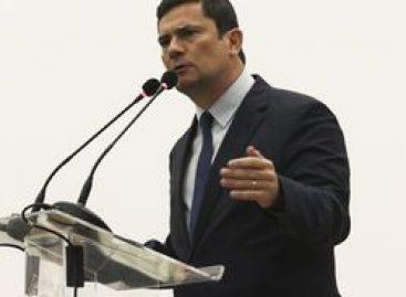 Moro defende isolamento de líderes de organizações criminosas