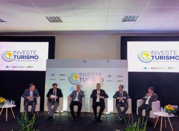Belivaldo Chagas participa do lançamento do Programa Investe Turismo