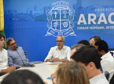 Edvaldo reúne secretariado e faz balanço das ações da administração