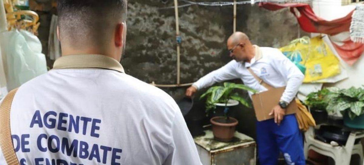 Prefeitura divulga números sobre o combate ao Aedes aegypti em Aracaju