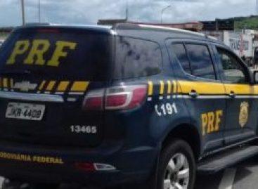 PRF detém condutor na BR 101 pelo crime de desacato