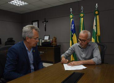 Aracaju e São Cristóvão assinam Termo de Cooperação para recuperar vias