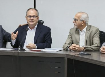 Belivaldo recebe Ministro e apresenta pauta de Sergipe ao Governo Federal