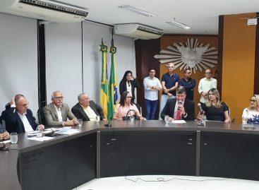 FAMES apresenta pauta municipalista em audiência com ministro General Ramos