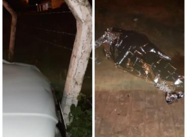 Homem morre em acidente automobilístico na Rota do Sertão
