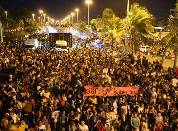 Apoio da Prefeitura garante sucesso da 18° Parada LGBT de Sergipe