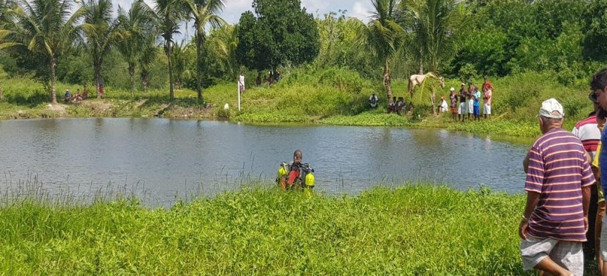 Homem morre afogado em tanque no município de Itabaiana