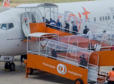 Novos voos transportarão quase 20 mil passageiros por mês no Aeroporto Santa Maria