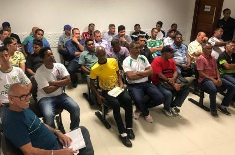 Estadual sub-17 de futebol começará no dia 14 de outubro