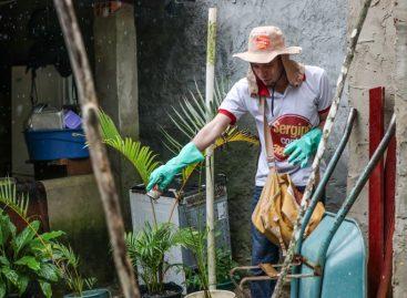 SES divulga calendário da Brigada Itinerante de Combate à Dengue das próximas semanas