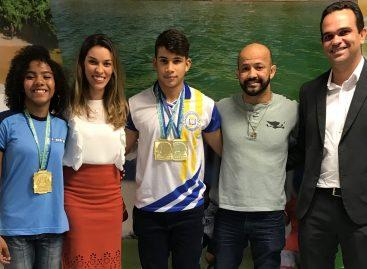 Sergipanos conquistam título brasileiro de luta olímpica no Paraná