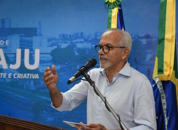 Edvaldo anuncia Plano de Recuperação das Ciclovias de Aracaju
