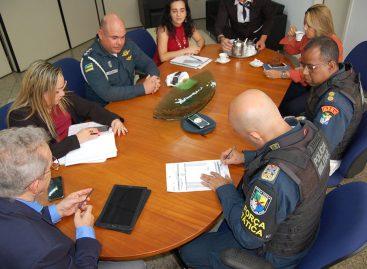 Sefaz realiza repasse de equipamentos de informática à Polícia Militar