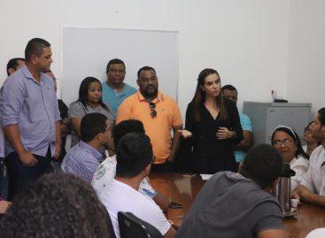 Prefeita de Japaratuba anuncia retorno do transporte universitário