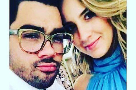 Noiva de Gabriel Diniz diz que jóias do cantor foram roubadas após queda do avião em Sergipe