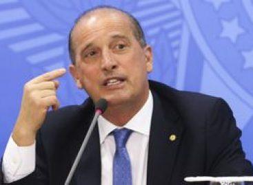 Onyx: europeus usam discurso ambiental como barreira ao Brasil