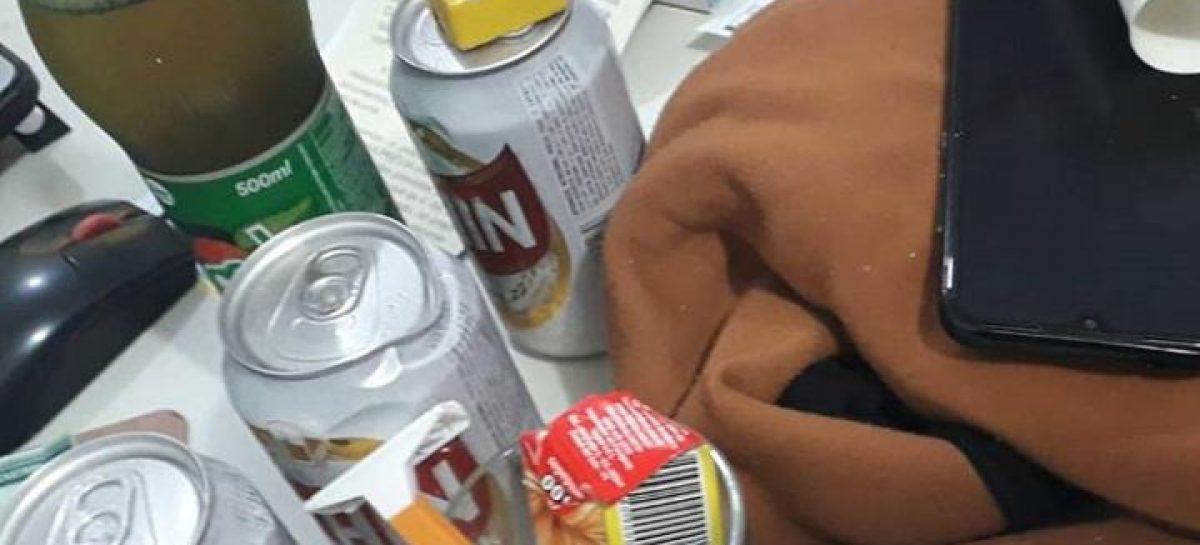 CPTRAN registra prisão por embriaguez na corrida Duque de Caxias