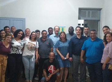 Dr. Emerson é eleito presidente municipal do CIDADANIA em Aracaju