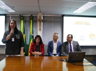 Sebrae e TCE promovem Encontro sobre compras públicas