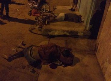 Execução: três jovens são assassinados a tiros no Povoado Queimadas em Itabaiana