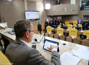 Câmara municipal de Aracaju aprova 12 proposituras nesta terça, 27
