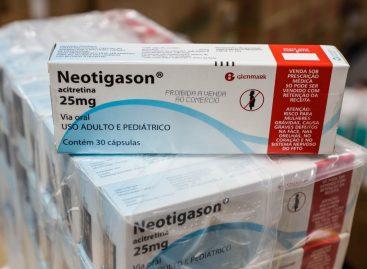 Pacientes já podem retirar medicamento para psoríase no Case