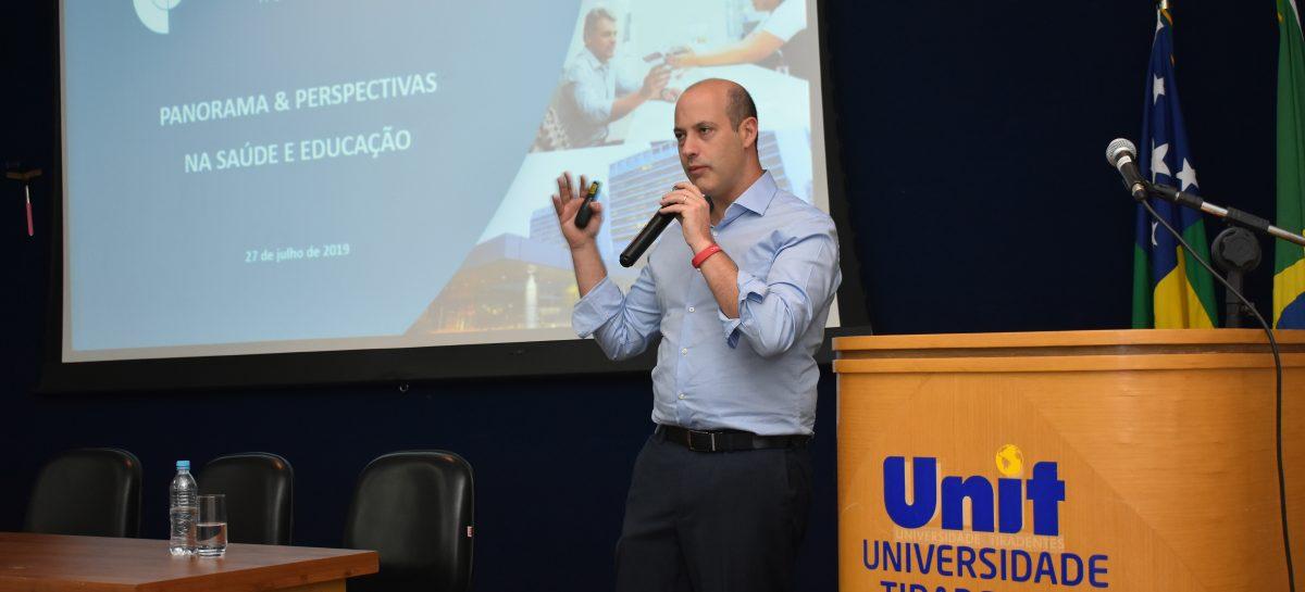 Universidade sergipana firmará parceria com Hospital Alemão Oswaldo Cruz de SP
