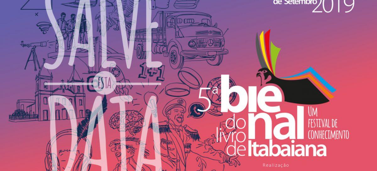 Mais de 350 livros deverão ser lançados na Praça dos Escritores da V Bienal do Livro de Itabaiana