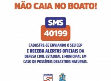 Defesa Civil de Aracaju emite alerta sobre ventos fortes esperados para as próximas 48h