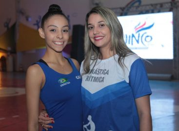 Victória Kamilly é a mais nova sergipana a integrar a Seleção Brasileira de GR